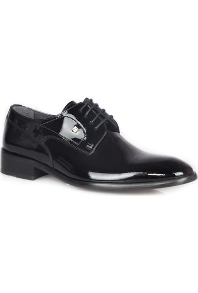 Fosco 182-13 Siyah Rugan Erkek Ayakkabı