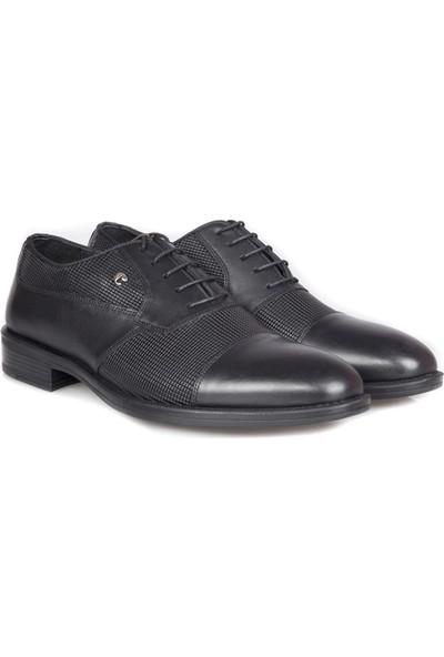 Cacharel 182-108 Siyah Erkek Ayakkabı