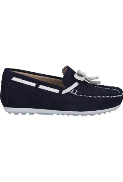 Şenler 181-45 Beyaz Lacivert Çocuk Ayakkabı