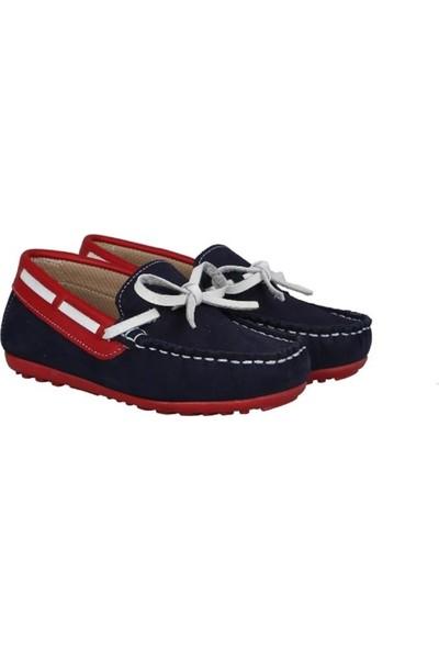 Şenler 181-45 Laci Kırmızı Çocuk Ayakkabı