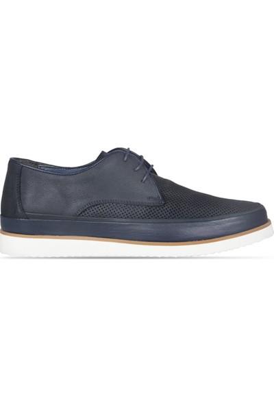 Marcomen 191-56 Lacivert Erkek Ayakkabı