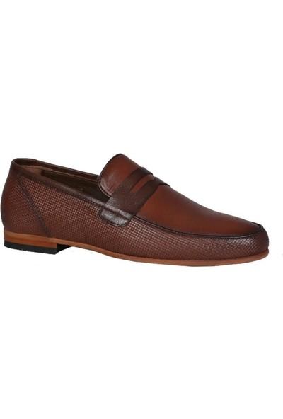 Kıng West 191-56 Taba Erkek Ayakkabı