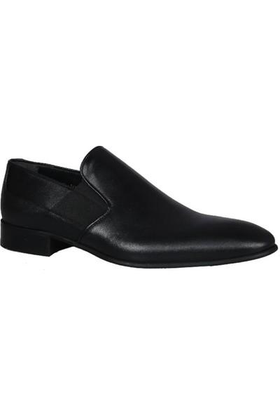 Kıng West 191-58 Siyah Erkek Ayakkabı