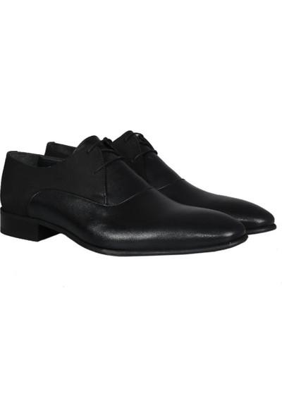 Kıng West 191-59 Siyah Erkek Ayakkabı