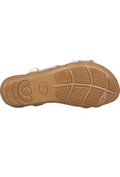 Guja 191-144 Beyaz Çocuk Sandalet