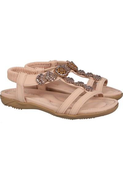 Guja 191-144 Pudra Çocuk Sandalet