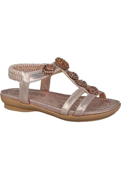 Guja 191-146 Gold Çocuk Sandalet