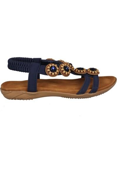 Guja 191-149 Lacivert Çocuk Sandalet