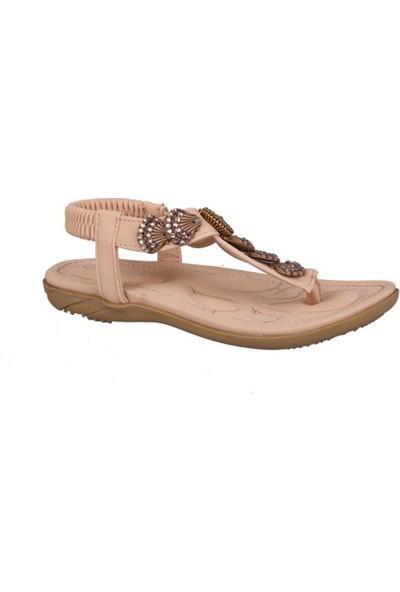 Guja 191-153 Pudra Çocuk Sandalet
