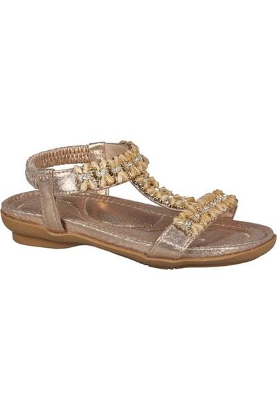 Guja 191-160 Gold Çocuk Sandalet