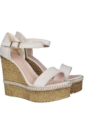 Punto 191-88 Ten Rengi Kadın Ayakkabı