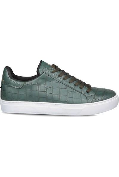 Style Star 181-4 Haki Erkek Ayakkabı