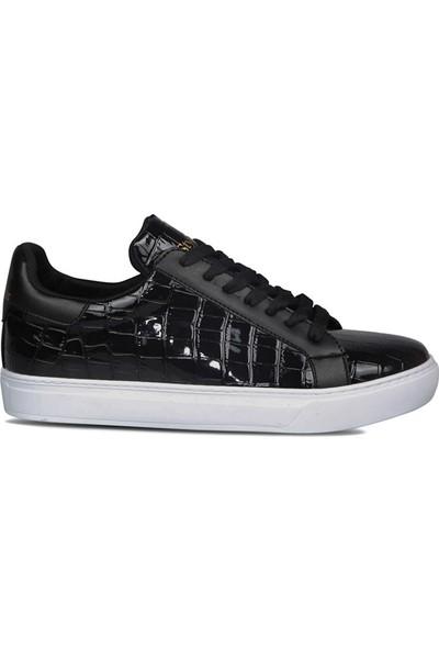 Style Star 181-4 Siyah Rugan Erkek Ayakkabı