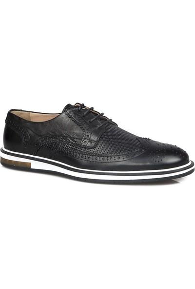 Mert Eser 181-1 Siyah Erkek Ayakkabı