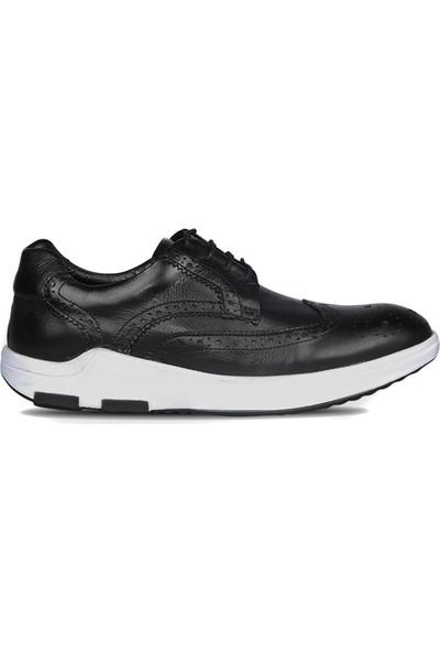 Mert Eser 181-2 Siyah Erkek Ayakkabı