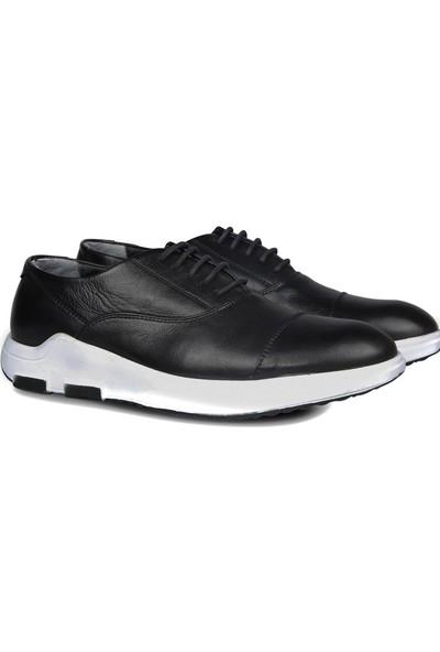 Mert Eser 181-3 Siyah Erkek Ayakkabı