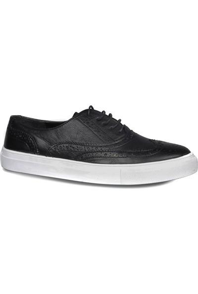 Mert Eser 181-4 Siyah Erkek Ayakkabı