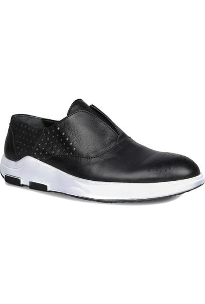 Mert Eser 181-5 Siyah Erkek Ayakkabı