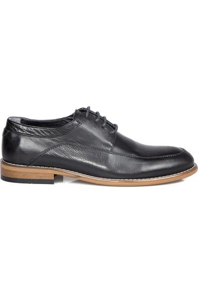 Mert Eser 181-6 Siyah Erkek Ayakkabı