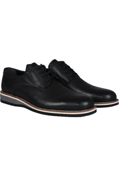 Mert Eser 191-66 Siyah Erkek Ayakkabı