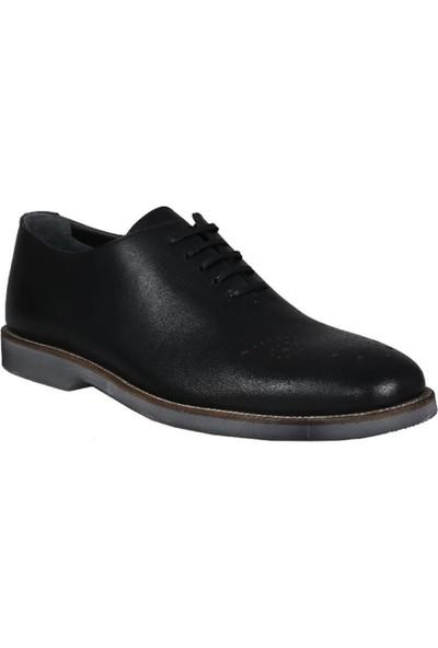 Mert Eser 191-67 Siyah Erkek Ayakkabı