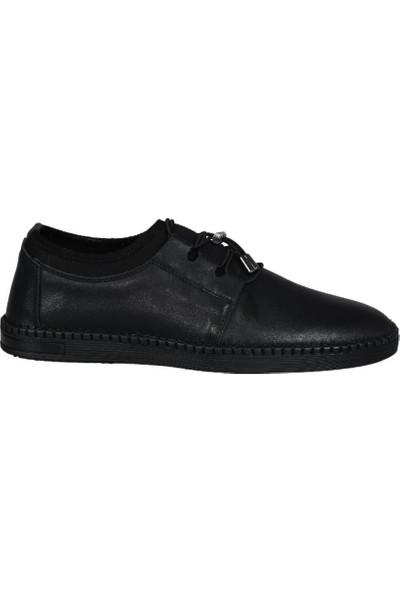 Mert Eser 191-68 Siyah Erkek Ayakkabı