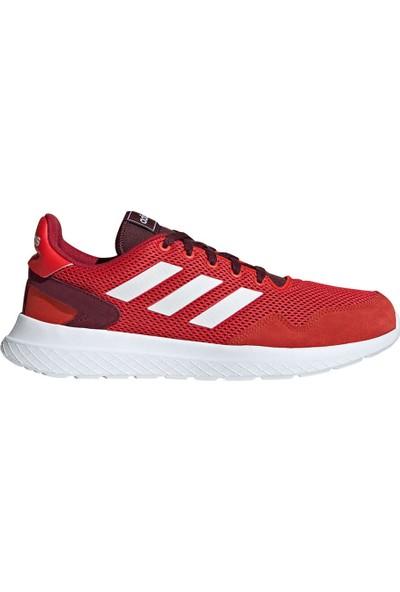 Adidas Archivo Kirmizi Erkek Koşu Ayakkabısı