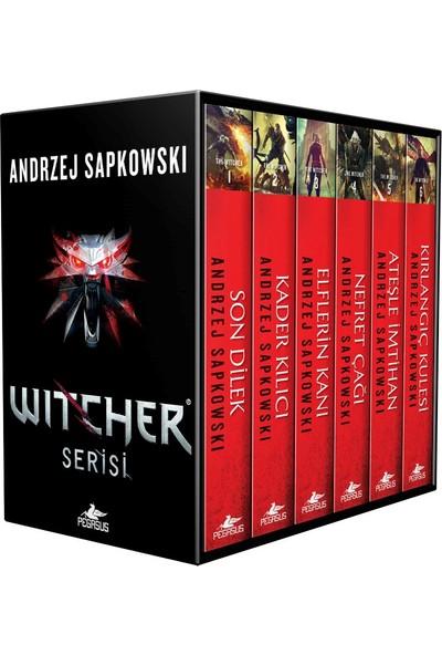 The Witcher SerisiKutulu Özel Set (6 Kitap) - Andrzej Sapkowski
