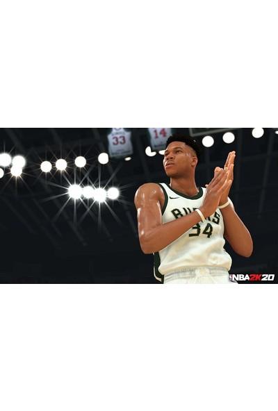 NBA 2K20 PS4 Oyun