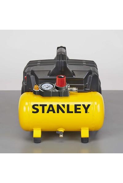 Stanley Dst 100/8/6 Çok Sessiz Taşınabilir Kompresör 1hp 750W