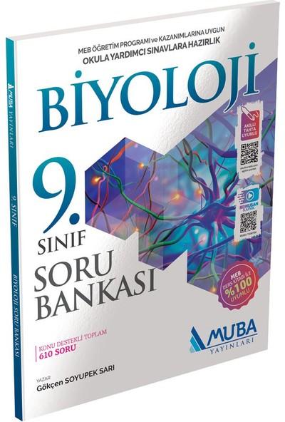 Muba 9. Sınıf Biyoloji Video Çözümlü Soru Bankası