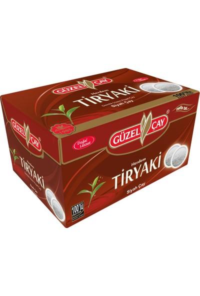 100'LÜ Herdem Tiryaki Çayı