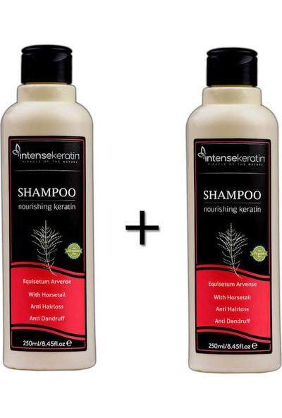 İntense Keratin Keratinli Şampuan Organik 2 x 250 ml