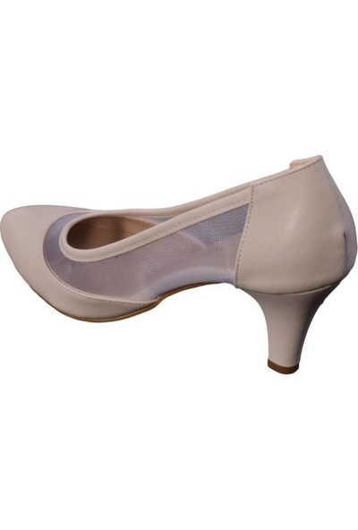 Samuen Kadın 284 Topuklu Ayakkabı