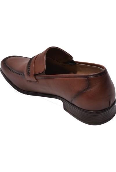 Papuç Erkek 365 Günlük Deri Ayakkabı