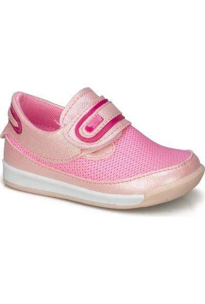 Carmella HBC Pembe Kız Çocuk Sandalet Babet