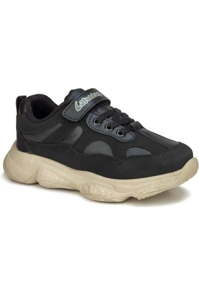 Lafonten Siyah Unisex Çocuk Ayakkabı Sneaker
