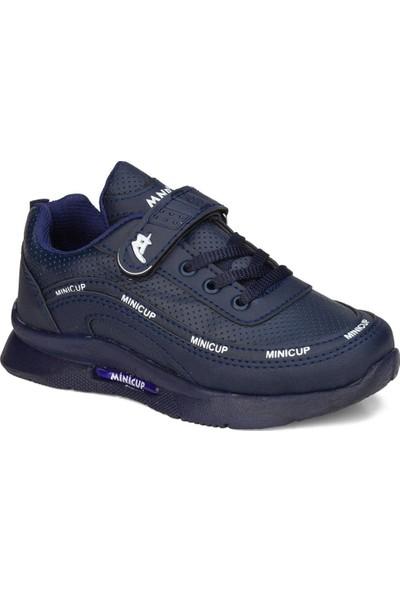 Mini Cup Minicup Lacivert Unisex Çocuk Ayakkabı Sneaker
