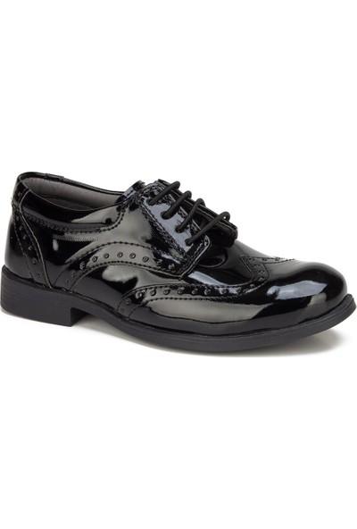 Bayrak Siyah Erkek Genç Çocuk Ayakkabı