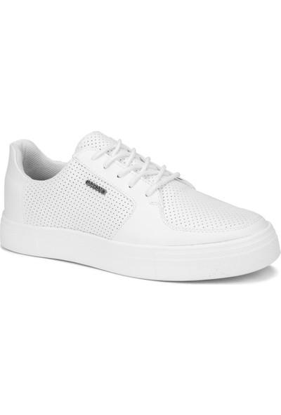 Carrano Beyaz Erkek Ayakkabı Günlük Ayakkabı