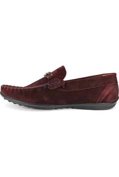 Sepetti Deri Lafur Erkek Ayakkabı