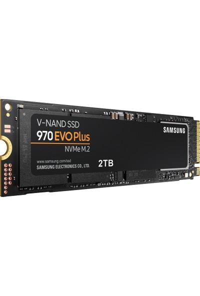 Samsung 970 Evo Plus NVMe 2TB 3500MB/s-3300MB/s M.2 SSD (MZ-V7S2T0BW)