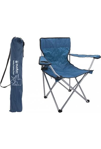 Summit Ashby Katlanır Sandalye Blue