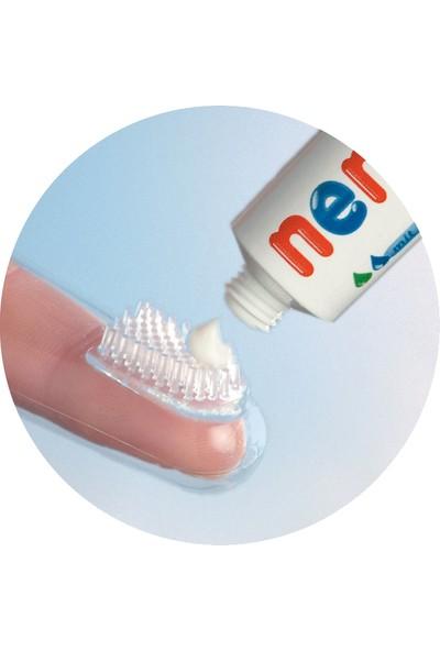 Nenedent Silikon Diş Kaşıyıcı Parmak Fırça - 2 Adet
