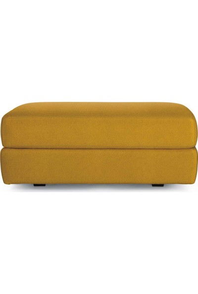 Archi Ahşap Atölyesi Lapton Puf Yellow