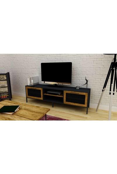 Archi Ahşap Atölyesi Boston Tv Ünitesi 160 cm