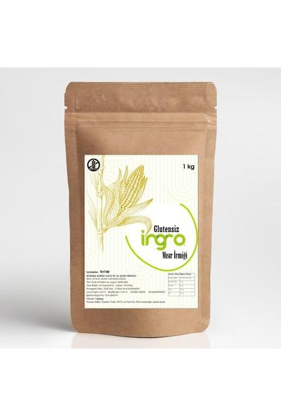 Ingro Glutensiz Mısır Irmiği (Yerli Ürün) 1000 g