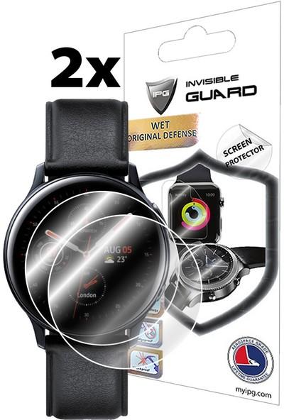 Ipg Samsung Galaxy Watch Active 2 Aluminyum 44 mm Ekran Koruyucu (2 Adet)