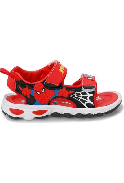 Spiderman 91.Vice.P Kirmizi Erkek Çocuk Sandalet