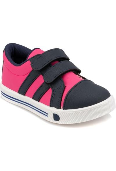 Polaris 92.511749.P Fuşya Kız Çocuk Sneaker Ayakkabı